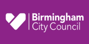 Logo for Birmingham City Council