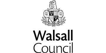 Logo for Walsall Council