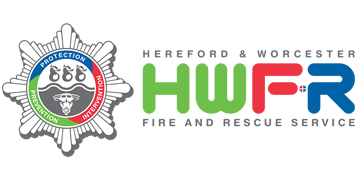 Logo for Hereford & Worcester Fire and Rescue Service