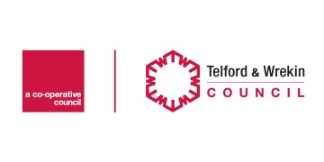 Logo for Telford & Wrekin Council